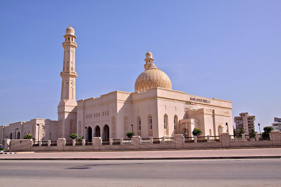 Eine wunderschöne Moschee.