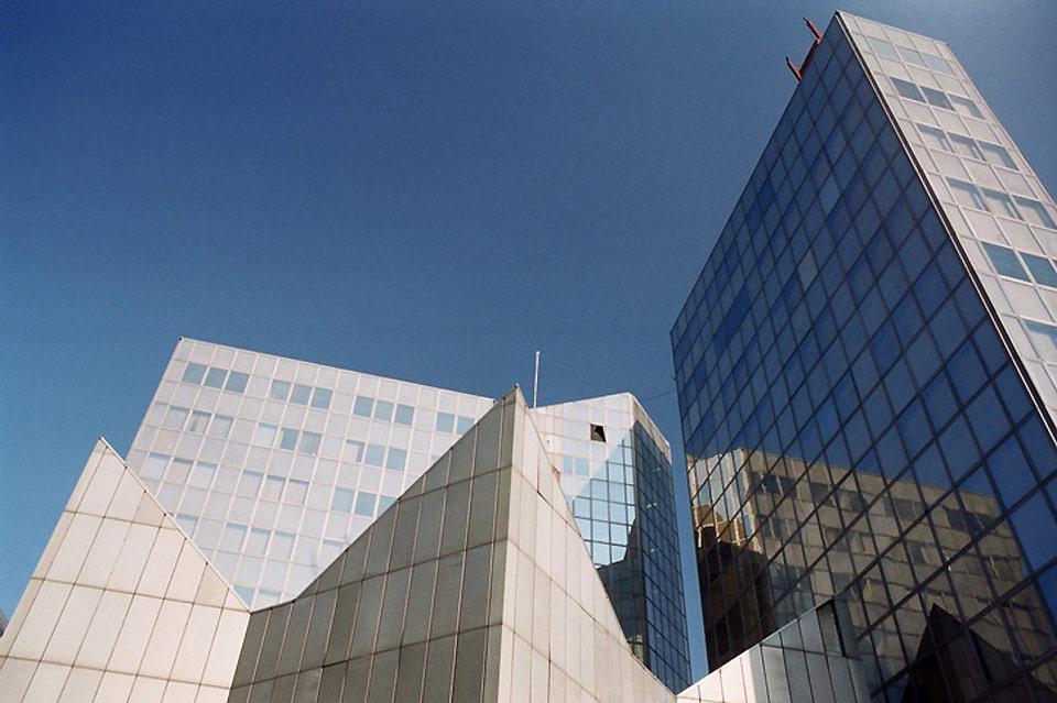 Sofia, la capitale de la Bulgarie a également un côté moderne