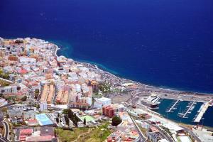 Europe; Espagne; Canaries;  Santa Cruz De La Palma;