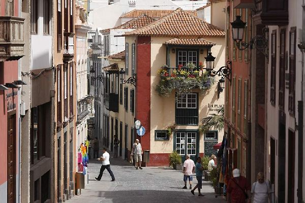 Don't miss Calle San Sebastian street, which is at the heart of an area whose buildings and cultural life are typical to the island.