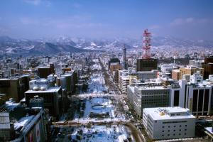 Asie; Japon; Sapporo;