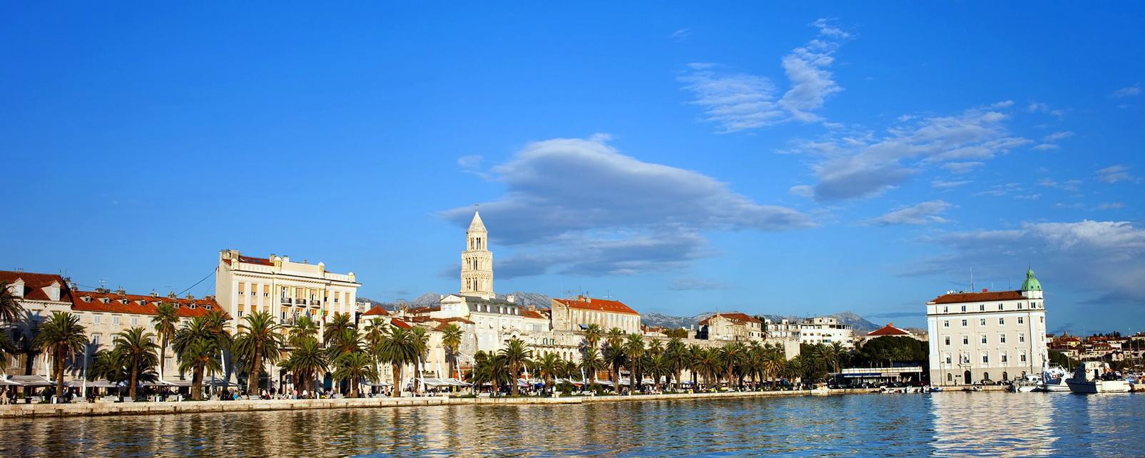 Europe; Croatie; Split;