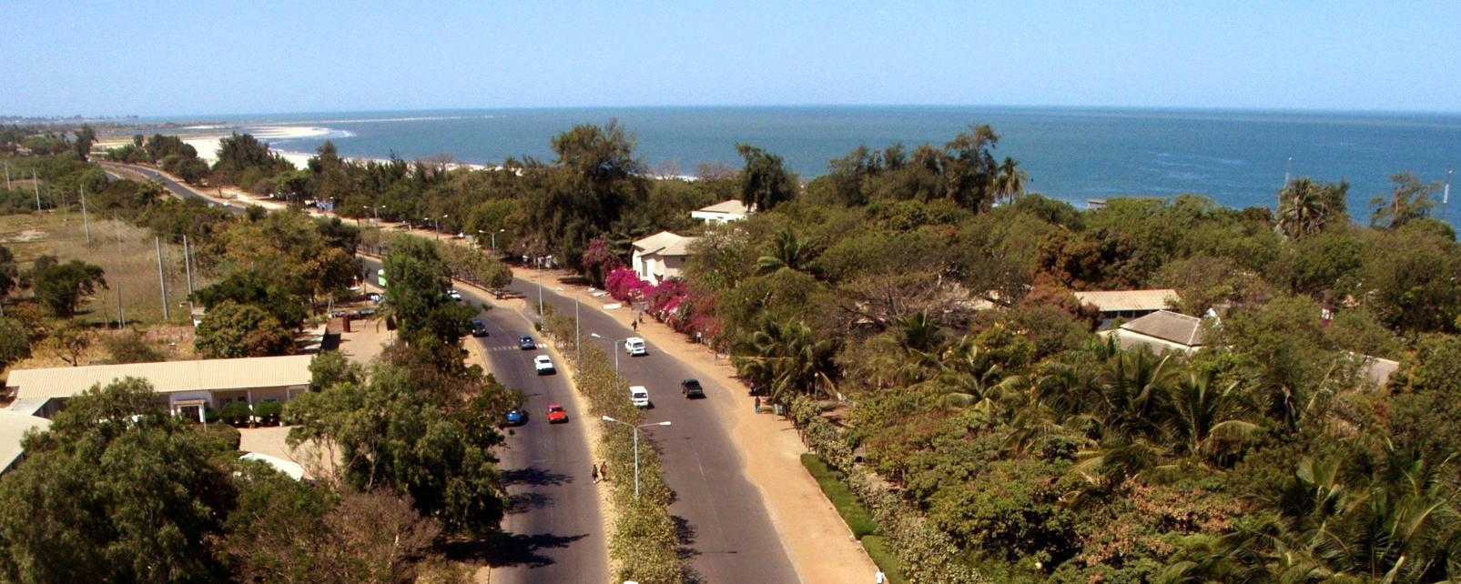 Afrique; Gambie; Banjul;