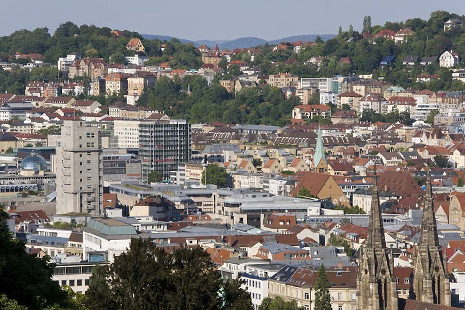 Stuttgart is an attractive city for its culture and sport.