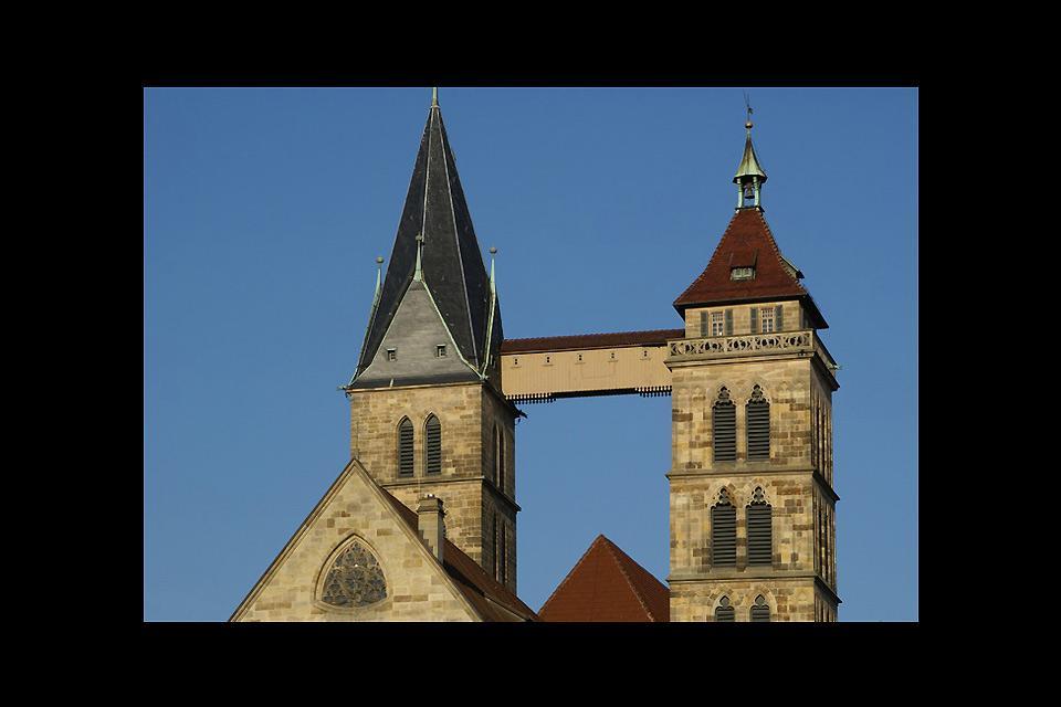 Stuttgart compte 100 différentes églises.