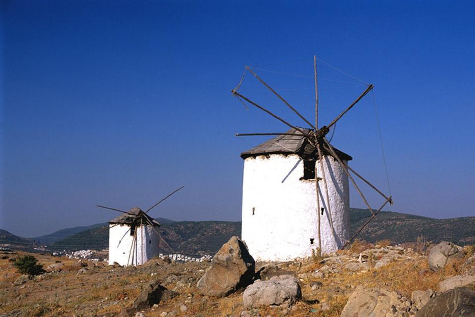 Cuando se fundó la ciudad, se llamaba Halicarnaso.