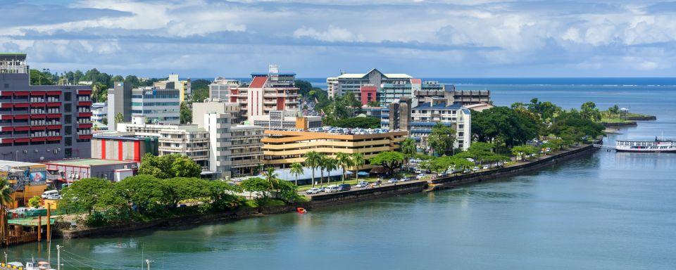Océanie; Fidji; Suva;