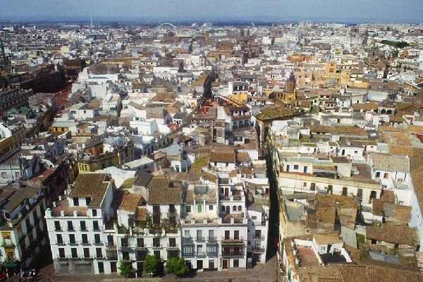 In terms of its population, Seville is the fourth largest Spanish city after Madrid, Barcelona and Valencia.