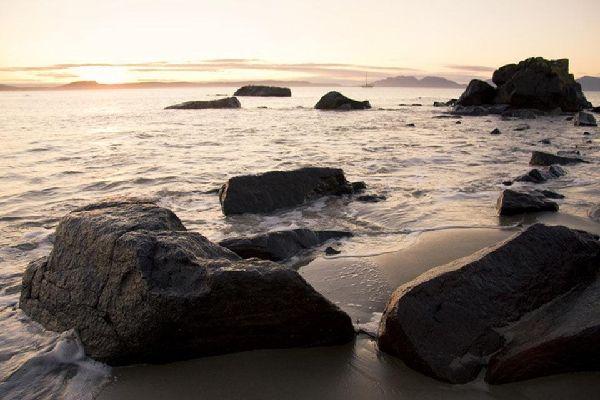 La côte de Swansea compte l'une des plus belles plages du pays.