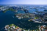 Sydney is the city with the most inhabitants in Australia.