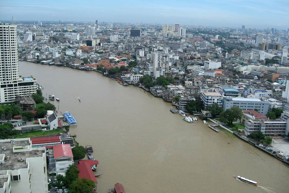The country's capital, Bangkok, is home to around 10% of the Thai population.