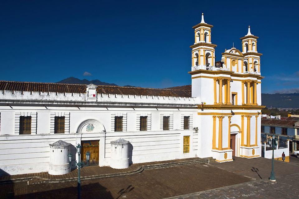Fondata nel 1528 fu una delle prime città coloniali nell'America continentale.