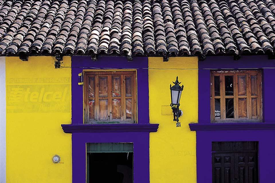 San Cristobal de las Casas si può considerare la capitale culturale del Chiapas.