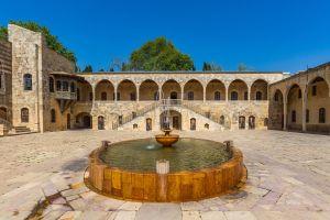 Beiteddine, Liban, Le Palace Beit ed-Dine