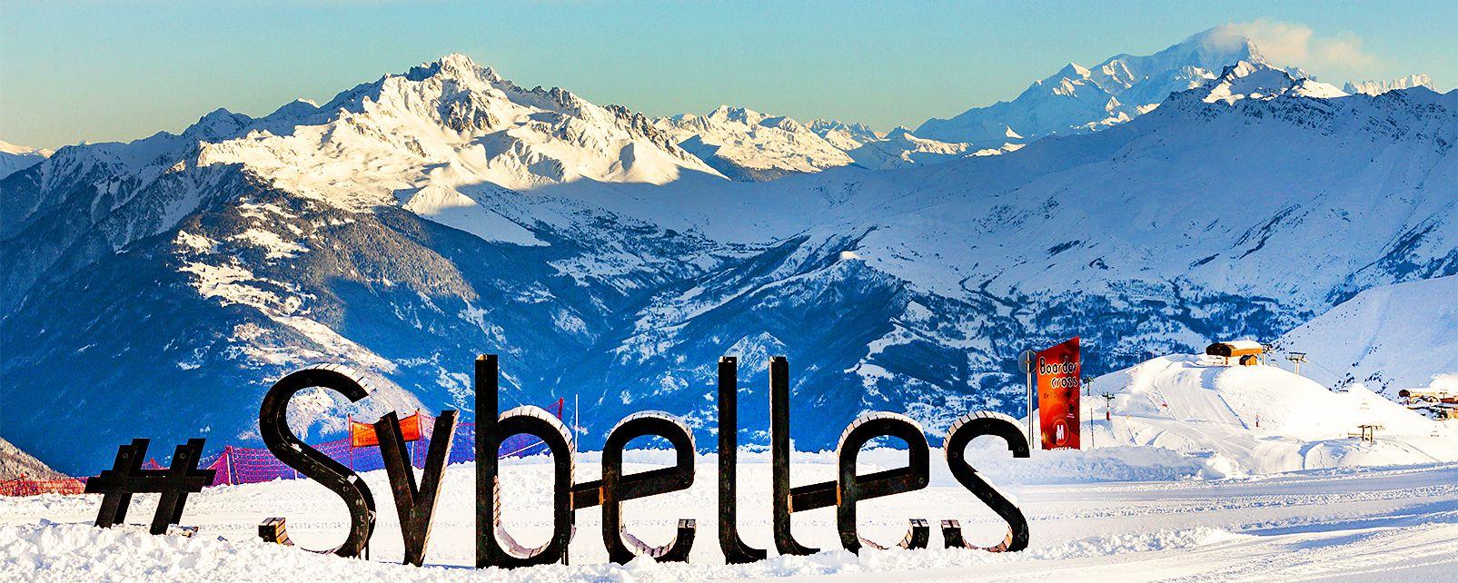 Les Sybelles, Rhône-Alpes, France,