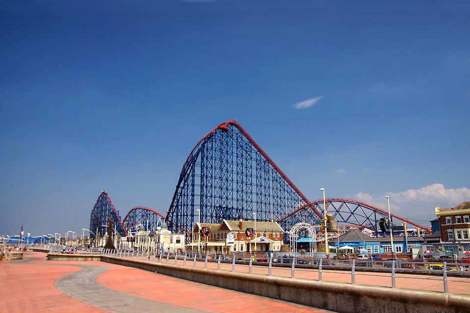 Europe; Royaume-Uni; Angleterre; Blackpool;
