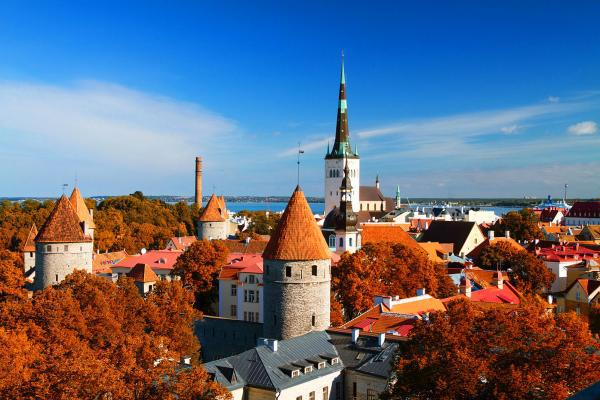 Weather forecast Tallinn, Estonia - Best time to go - Easyvoyage