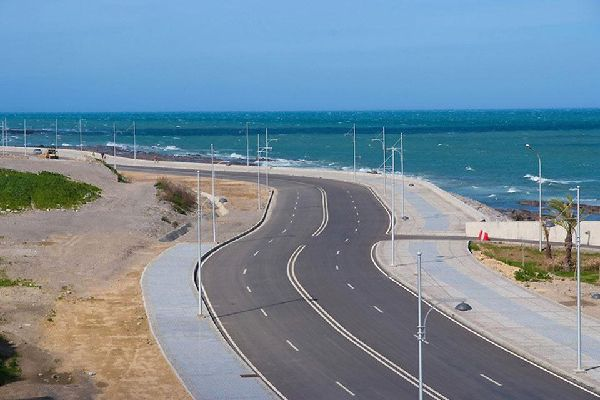 Immortalisée en 1912 par le peintre Henri Matisse, la baie a connu depuis de nombreux aménagements.