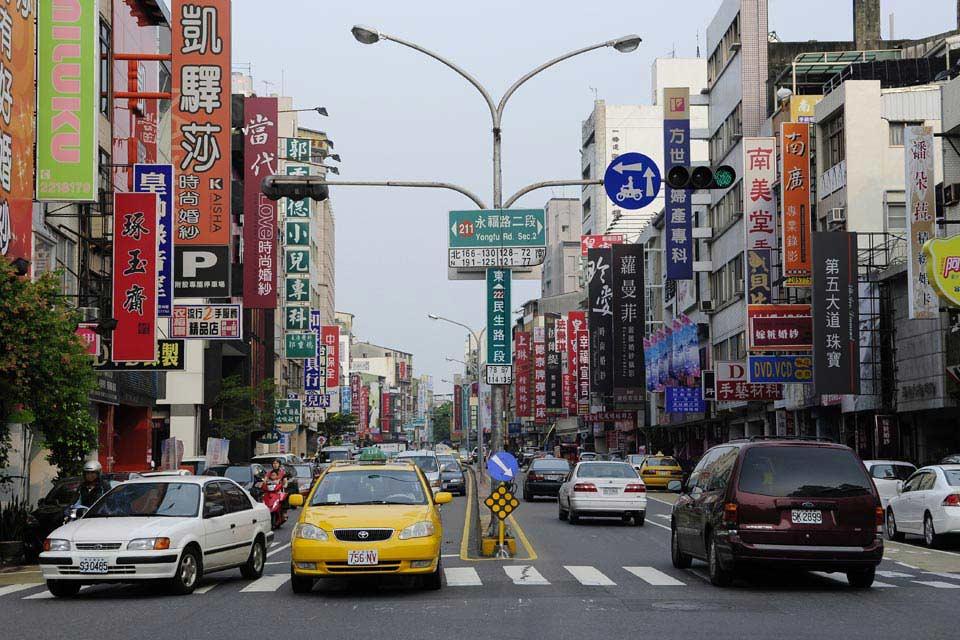 La antigua capital de Formosa representa el Taiwán tradicional, con sus 10000 templos, sus numerosos festivales y la diversidad de su arquitectura.