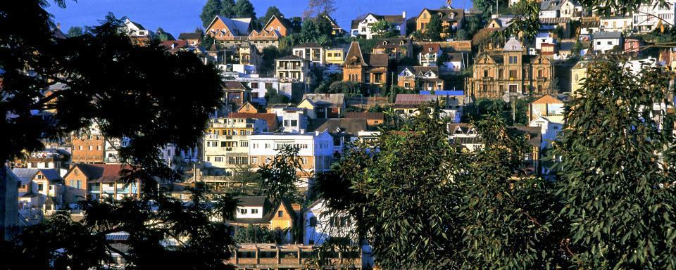 Afrique; Madagascar; Antananarivo;