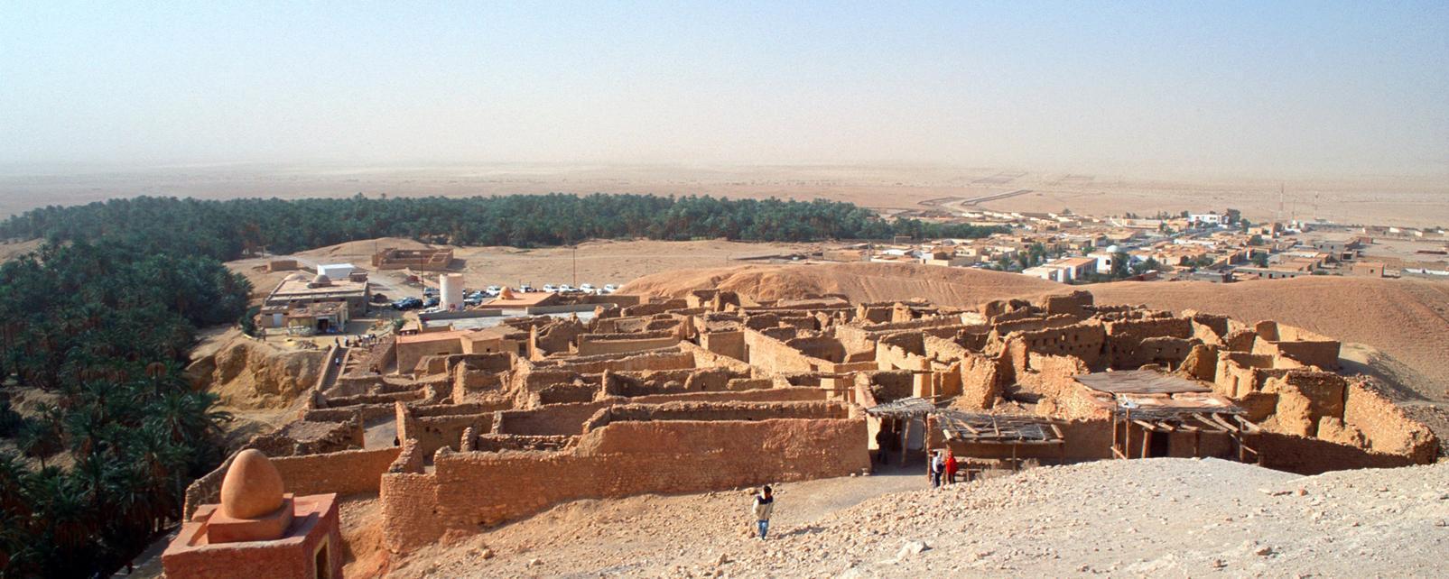 Afrique; Tunisie; Tozeur;