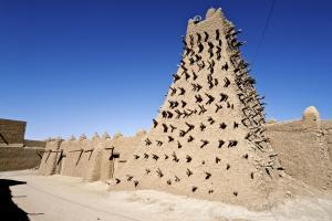Afrique; Mali; Tombouctou;