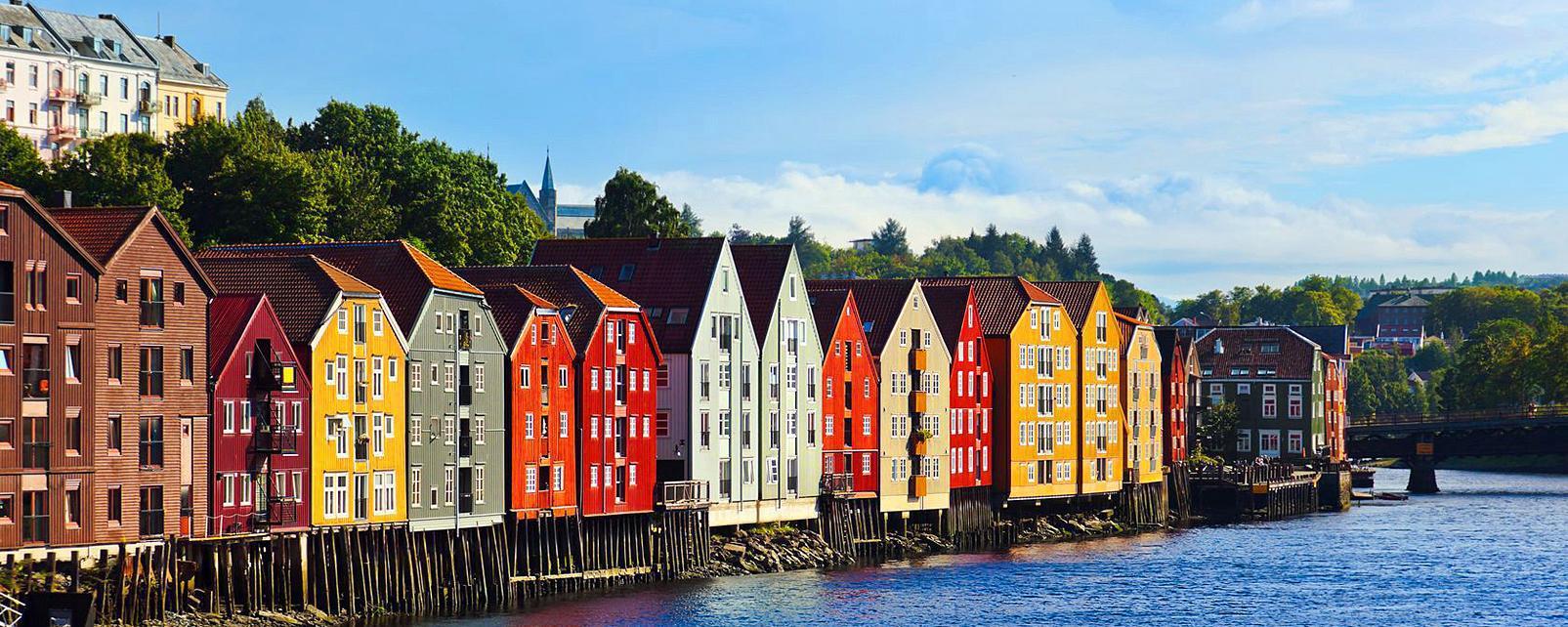 Europe; Norvège; Trondheim;