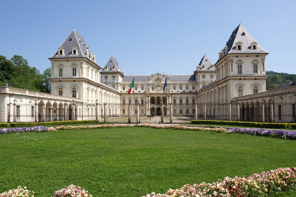 Il castello del Valentino fu costruito a partire del XVI secolo.