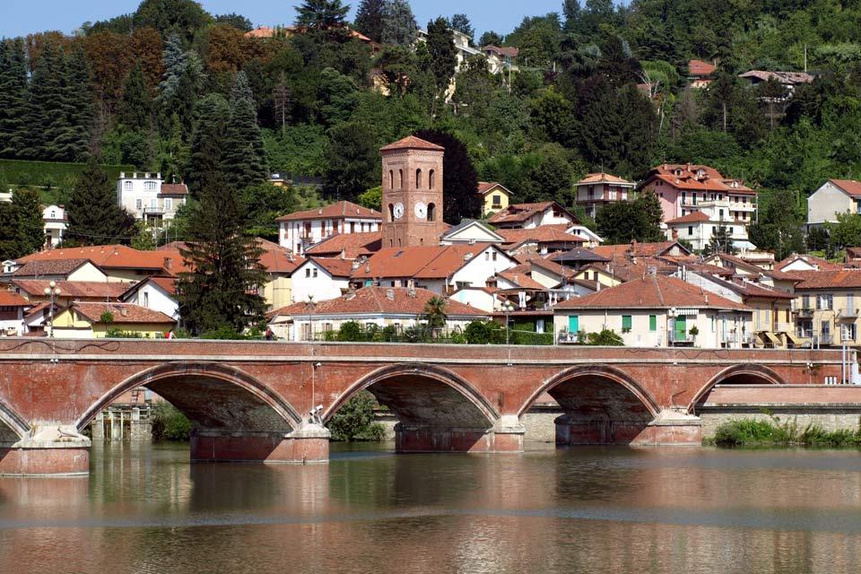 Il comune di San Mauro torinese si trova a pochi chilometri del centro di Torino.