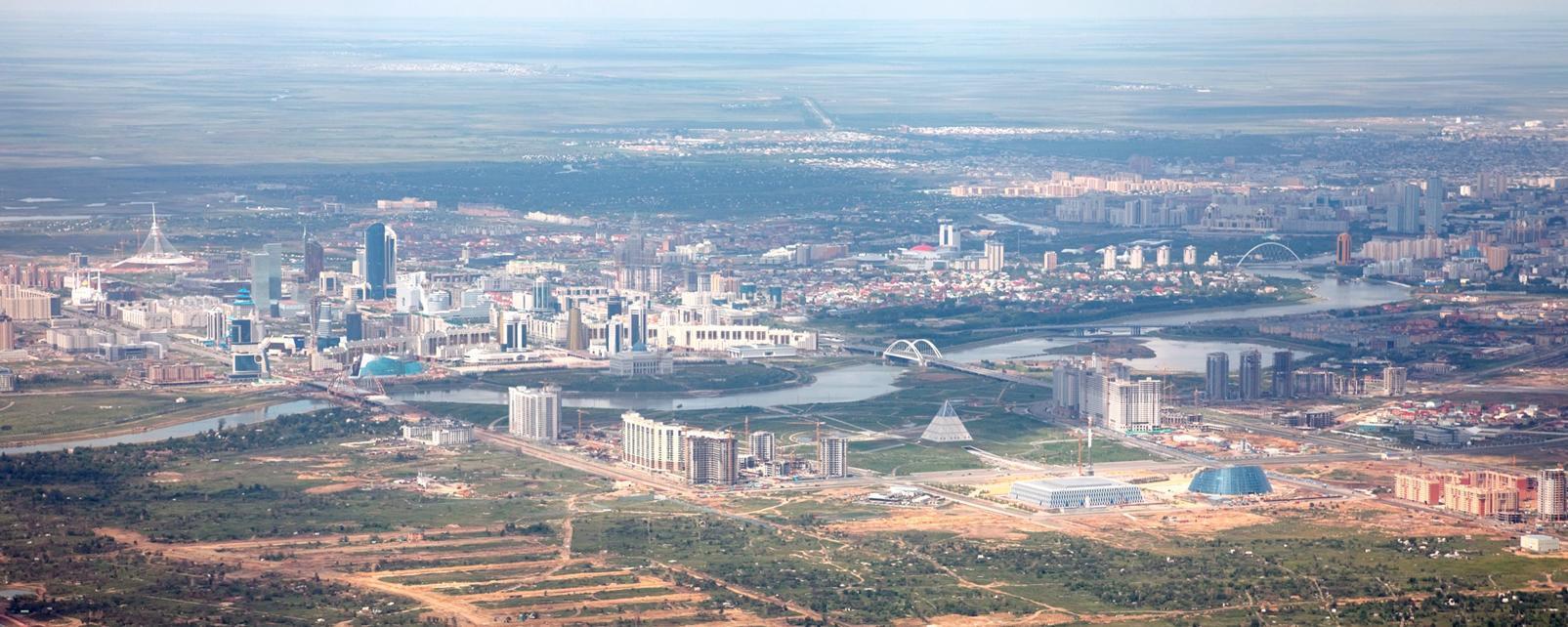Wetter Astana Kasachstan