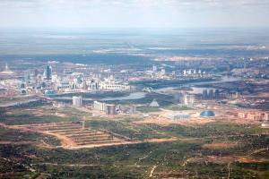 Asie; Kazakhstan; Astana;
