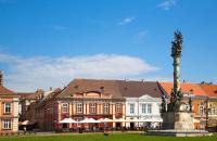 Quarta città del paese, Timisoara è una città universitaria e culturale, dotata di numerosi parchi e giardini. Culla della rivoluzione del 1989, la città è fiera di avere il livello di vita più alto del paese e una forte influenza occidentale. È vero che Timisoara, che fu a lungo soggetta alla dominazione degli Asburgo, sprigiona un'atmosfera simpatica. Con la sua architettura barocca molto variopinta, ...