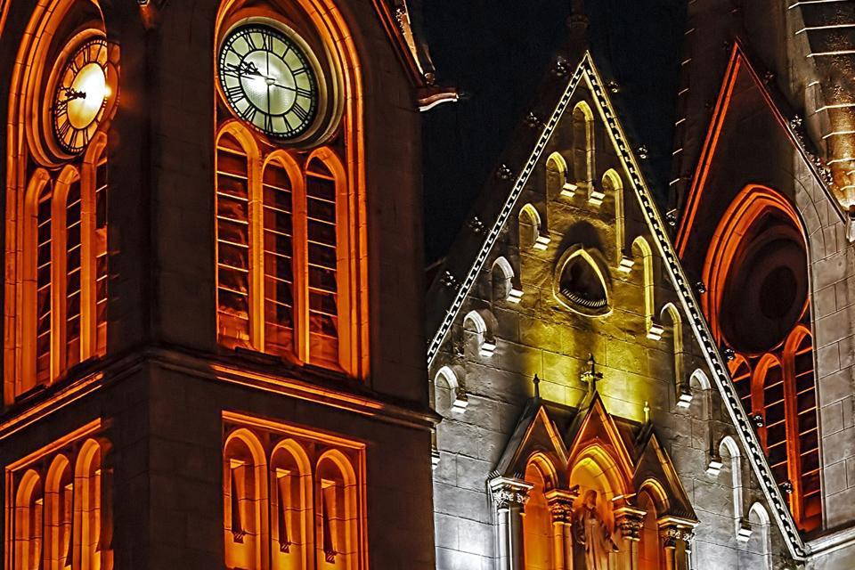 Situata sulla piazza Balcescu, questa chiesa cattolica romana fa parte dei numerosi punti d'interesse della città.