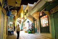 La médina de Tunis est classée depuis 1979 au patrimoine mondial de l'Unesco.