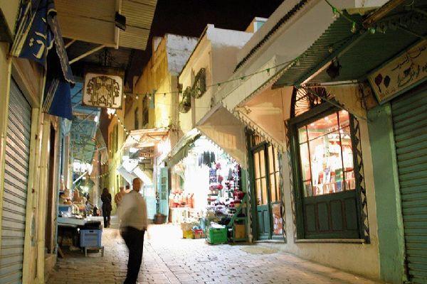 Die Medina von Tunis gehört seit 1979 zum Weltkulturerbe der UNESCO.