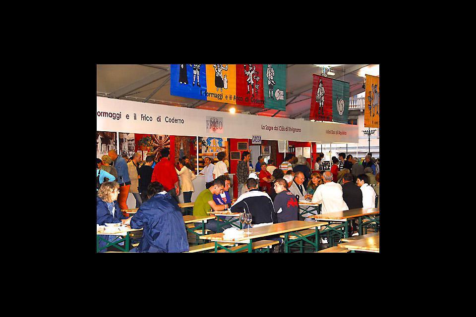 La plus importante manifestation œnologique et gastronomique de la ville; cet événement se déroule tous les ans en septembre.