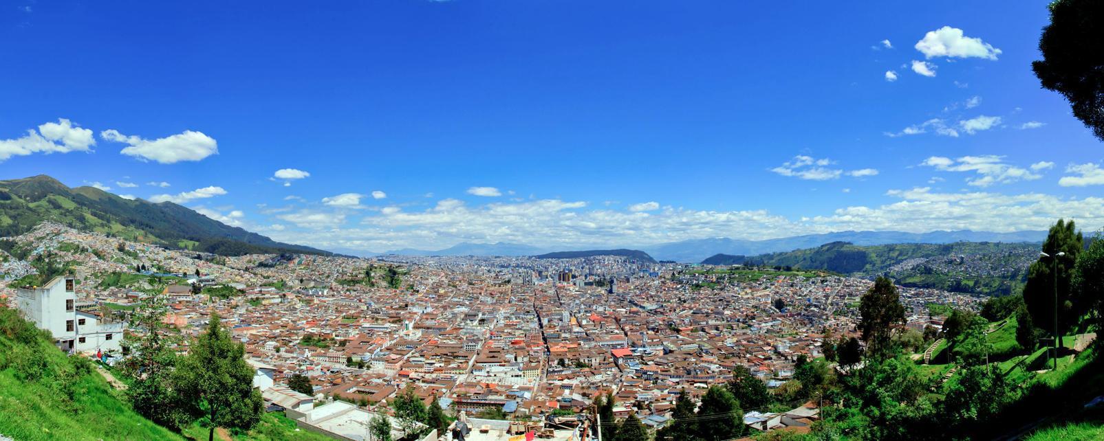 Amérique; Amérique du Sud; Equateur et Galapagos; Quito;