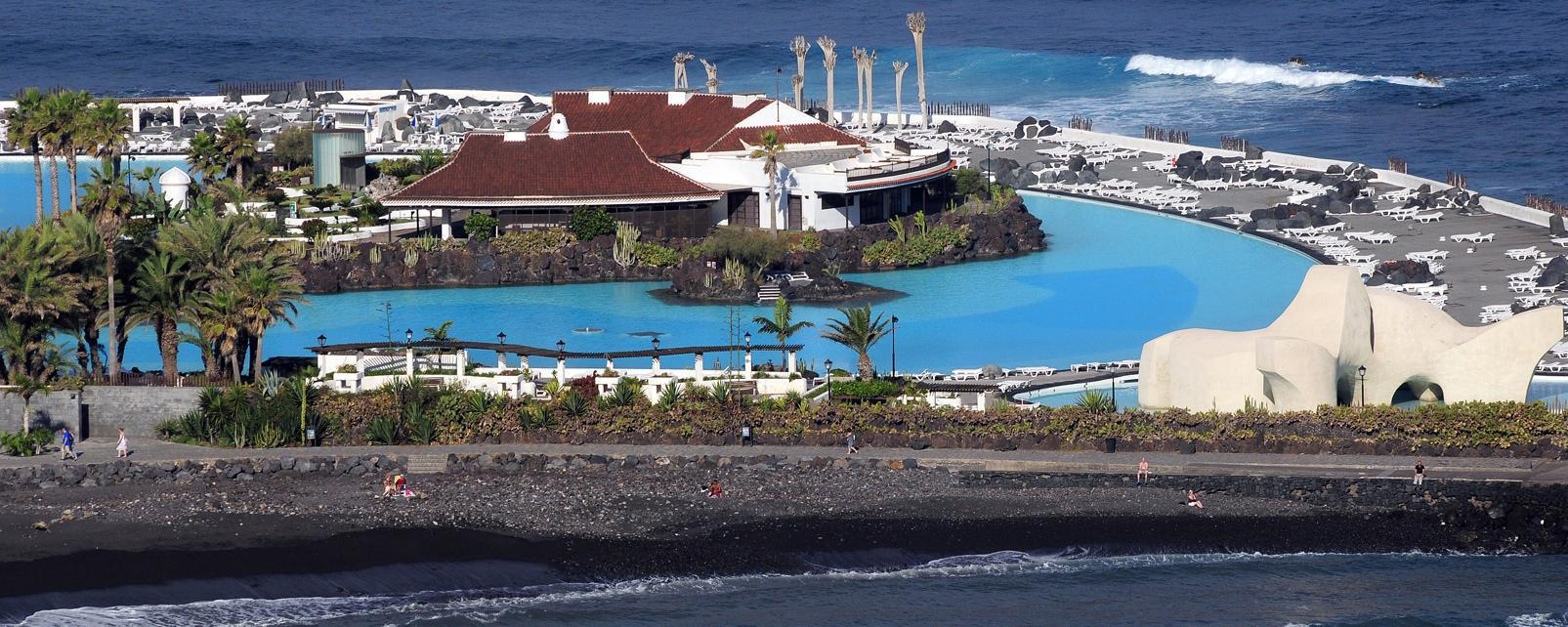 Hotel Tenerife Playa Puerto De La Cruz
