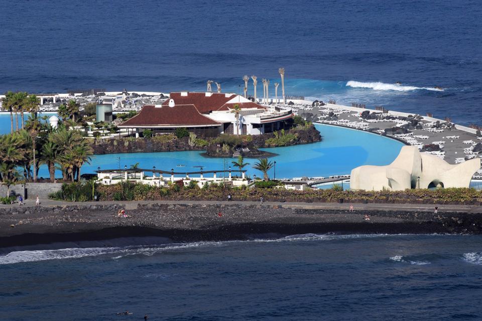 Hotel gran turquesa playa puerto de la cruz espa a - Turquesa playa puerto de la cruz ...