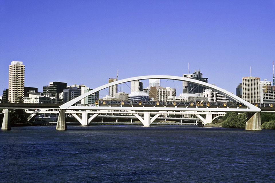 Brisbane è la terza città australiana per popolazione.