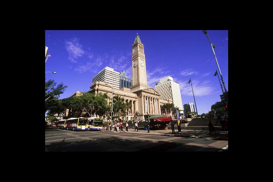La città ha accolto l'esposizione universale del 1988.