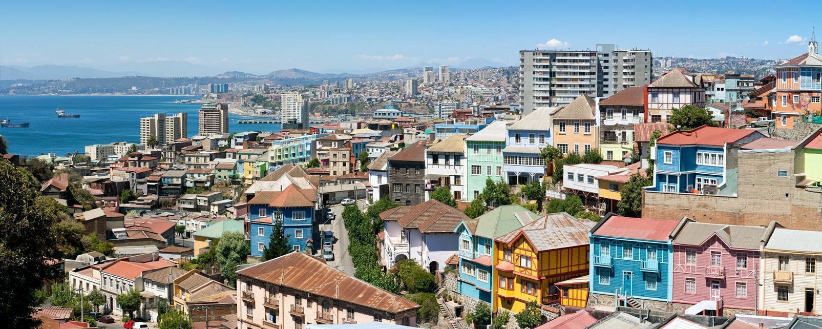 Amérique; Amérique du Sud; Chili; Valparaiso;