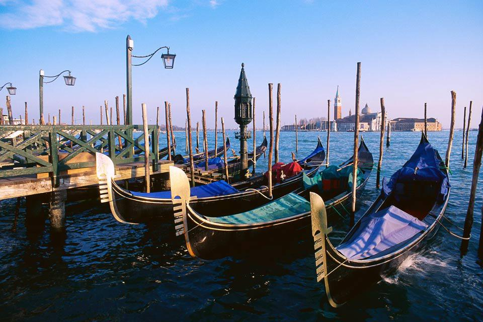 These special boats have become one of the symbols of Venice.