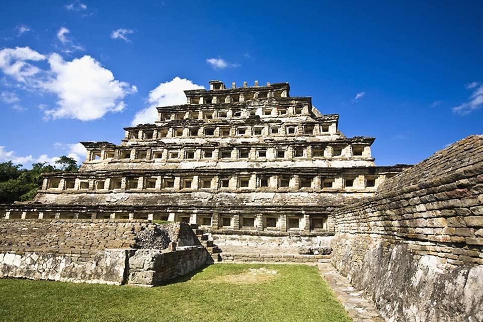 El Tajin fu il centro più importante della cultura classica di Veracruz.
