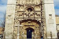 Die Konventskirche San Pablo wurde im 16. Jahrhundert errichtet. Es handelt sich um ein Bauwerk im Stil der spanischen Gotik und Renaissance.