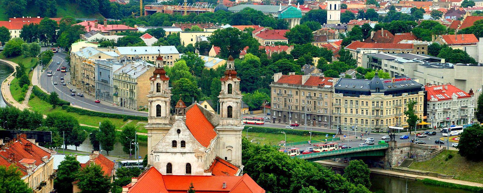 Circuit Vilnius Comparez Les Prix