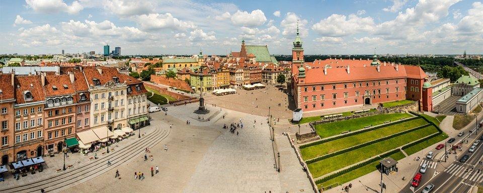 Europe; Pologne; Varsovie;