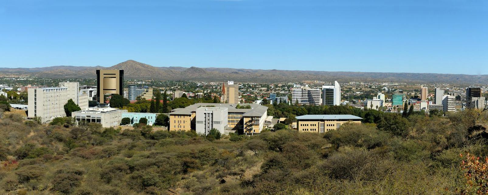 Afrique; Namibie; Windhoek;