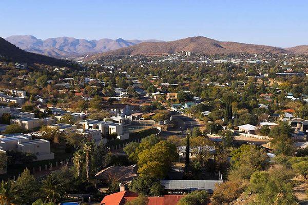 Windhoek Voyage En Namibie Easyvoyage
