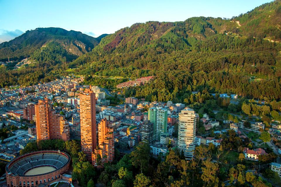 The third highest capital in the world, Bogota is also known as the 'Athens of South America' for its numerous libraries